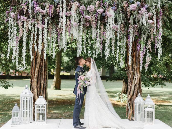Miracle Garden Wedding. Свадьба Димы и Василины.