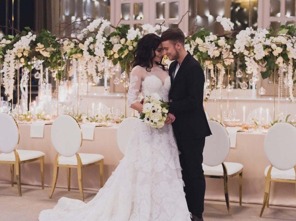 Опережая реальность. Свадьба Розы и Александра.