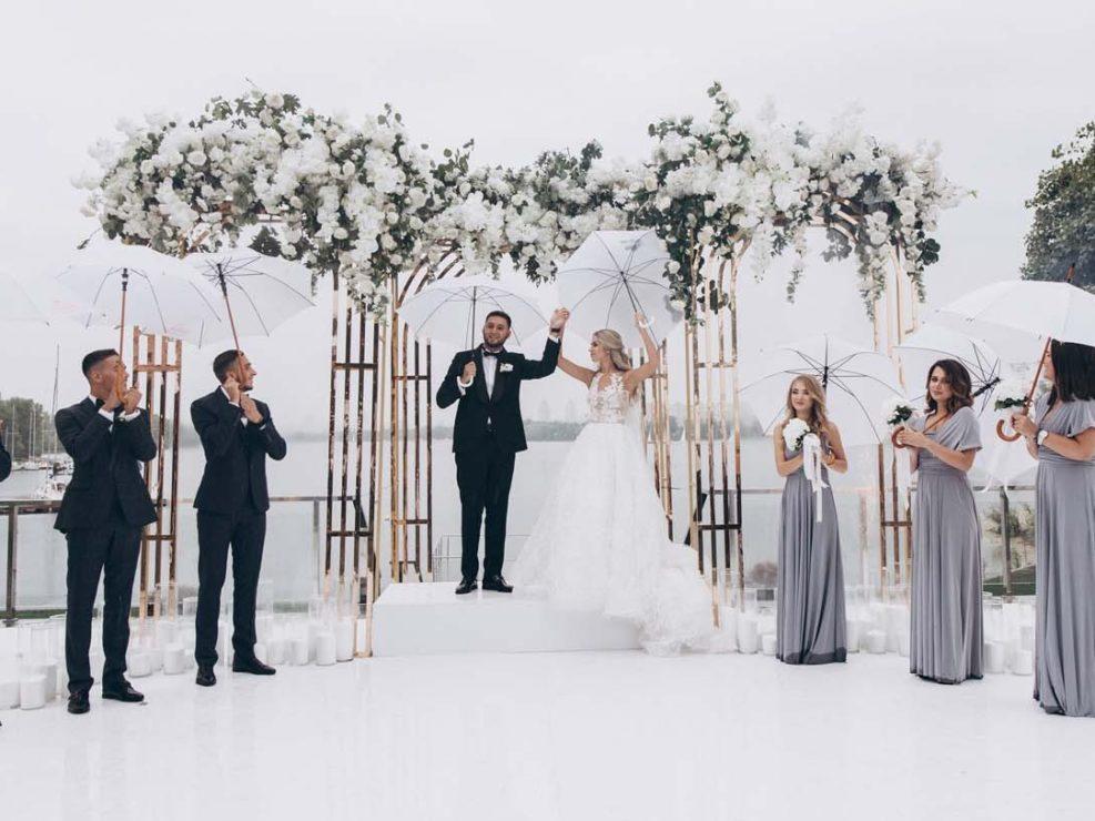 Magic Park Wedding. Игорь и Катя.