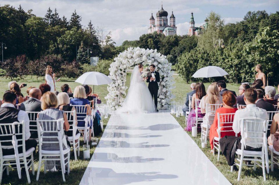 Самые красивые места для свадьбы в Киеве и области