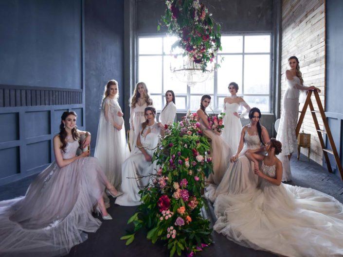 Brides again. Что значит быть невестой Wedding Empire. Backstage