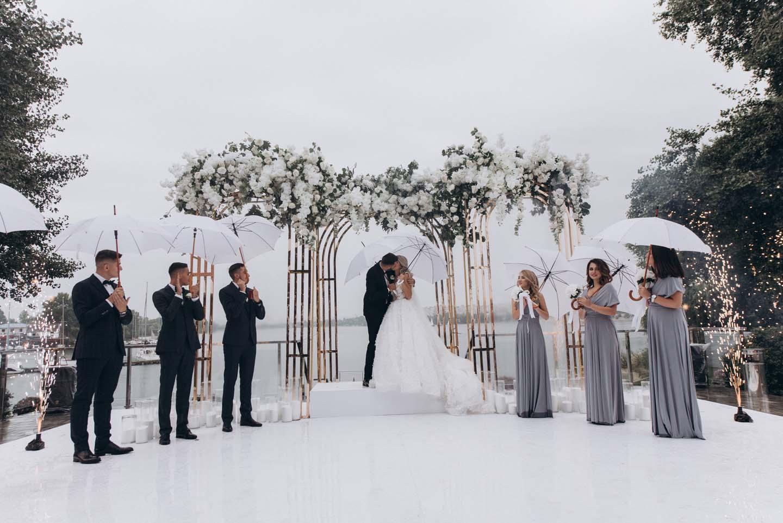 выездная церемония бракосочетания киев