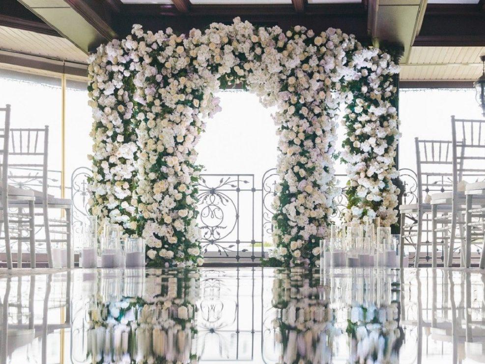 Rose Ball Wedding