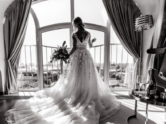Nature of love Wedding