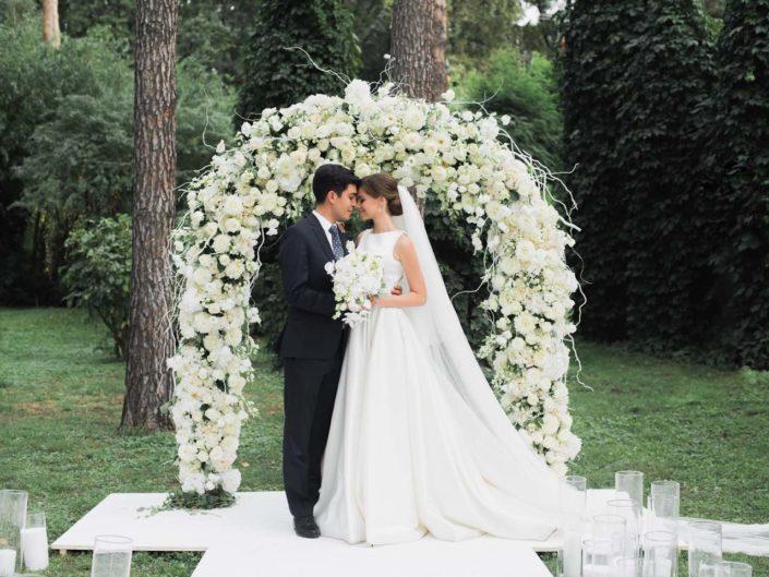 White orchids wedding. Тоня и Мурат. Свадебный клип