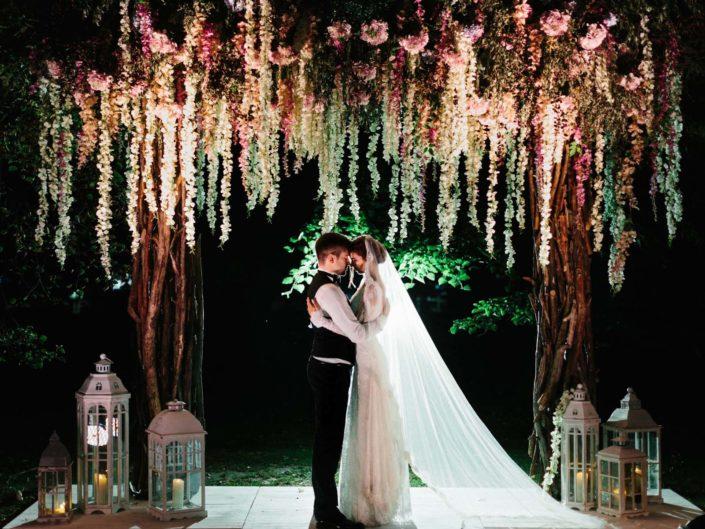 Miracle Garden Wedding. Дима и Василина. Love Story