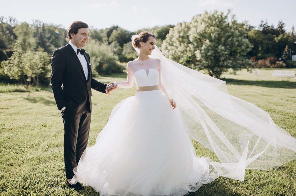 Камерные свадьбы — один из трендов этого сезона.